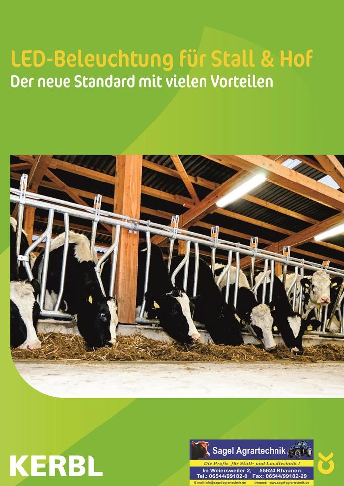 Led Beleuchtung Stall | Led Beleuchtung Sagel Agrartechnik Die Profis Fur Stall Und